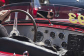 One thousand miles race of vintage car 15 May 2014 — Stock Photo