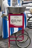 The ice cream cart — Stock Photo