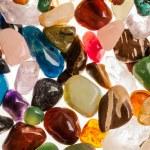 Semi Precious Gem Stones — Stock Photo #24127783