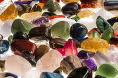 Piedras semi preciosas gemas — Foto de Stock