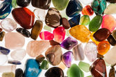 Semi Precious Gem Stones — Stock Photo