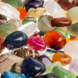Stock Photo: Semi Precious Gem Stones