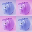 Piggy Bank Design — Stock Photo #25058839