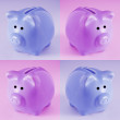 Piggy Bank Design — Stock Photo #25059955