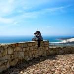 Female Photographer Taking Landscape Photograph — Stock Photo #43322053