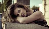 портрет чувственные женщины — Стоковое фото