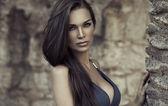 Young female beauty — Stok fotoğraf