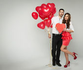 Loving couple — Stock Photo