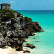 Tulum MayRuins — Stock Photo #22468193
