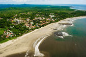 Costa Rica Beach from the Air — Stock Photo