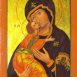 Our Lady of Vladimir — Stock Photo #21794565
