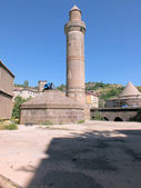 Serefiye Camii minaret, Bitlis (100) — Stock Photo
