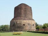 Dhamek Stupa (126) — Stock Photo