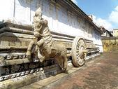 Chariot, Sri Nageswaraswami Temple (165) — Stock Photo