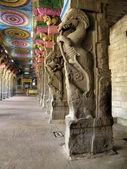 Sri Meenakshi Sundareshwarar Temple (168) — Stock Photo