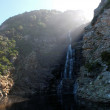 Stock Photo: Storms River Waterfall