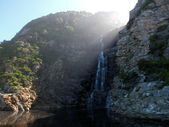 Storms River Waterfall — Stock Photo