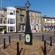 Stock Photo: Southwold Town Pump