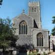 St Mary's Parish Church Woodbridge — Stock Photo