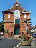Shire Hall Woodbridge — Stock Photo