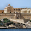 Fort Manoel — Stock Photo