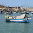 Stock Photo: Marsaxlokk Harbour