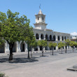 Salta Cabildo — Stock Photo #38633057