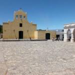 Church of San Jose de Cachi — Stock Photo