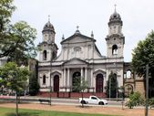 Cathedral Basilica of Saint John the Baptist — 图库照片