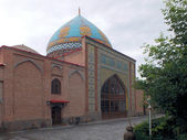 Blue Mosque in Yerevan — Stock Photo