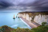 Etretat Cliff — Stock Photo