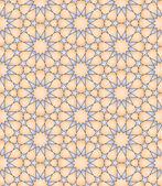 Seamless arabic background — Stock Vector