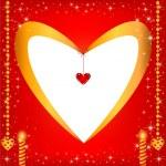 Love Card — Stock Vector #23667351