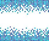 Pixel style background — Stock Vector