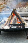 Skansen — Stock Photo