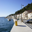 Novigrad near Zadar,Croatia - Stock Photo