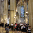 Zagreb Cathedral, Croatia - Stock Photo