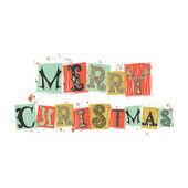 Přejeme vám veselé vánoce — Stock vektor