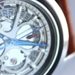Macro of wrist watch — Stockvideo #20882507