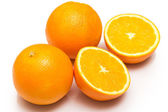 Fresh orange fruits — Foto de Stock