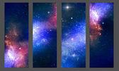 Patterns nebula — Foto Stock