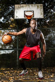 Basketball player. — Stock Photo