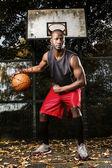 Basketball player. — Stock Photo