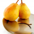 Pear-duo — Stock Photo