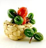 Ornamental cucumbers — Stock Photo
