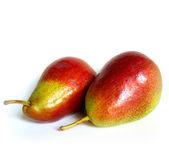 Pear-duet — Stock Photo