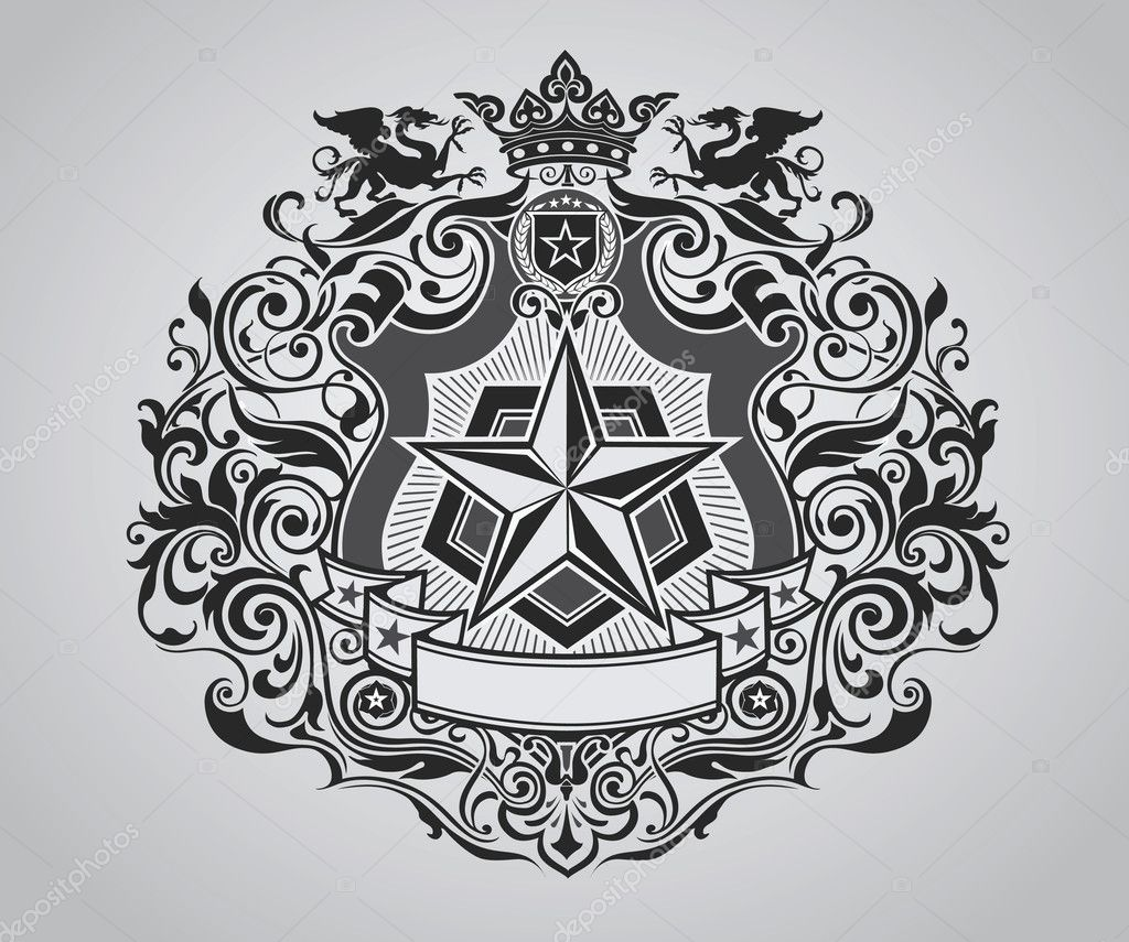 crest design vector wwwimgkidcom the image kid has it