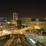 Birmingham cityscape — Stock Photo #20793823