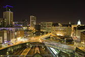 Birmingham cityscape — Stock Photo