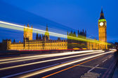 Beautiful Big Ben view — Stock Photo